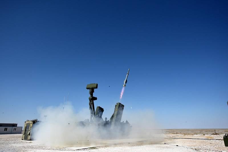 В Турции успешно испытали зенитно-ракетные комплексы Hisar A