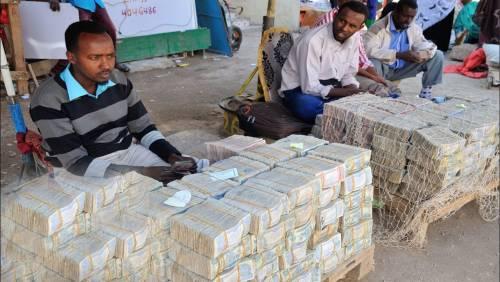 お金ジンバブエ