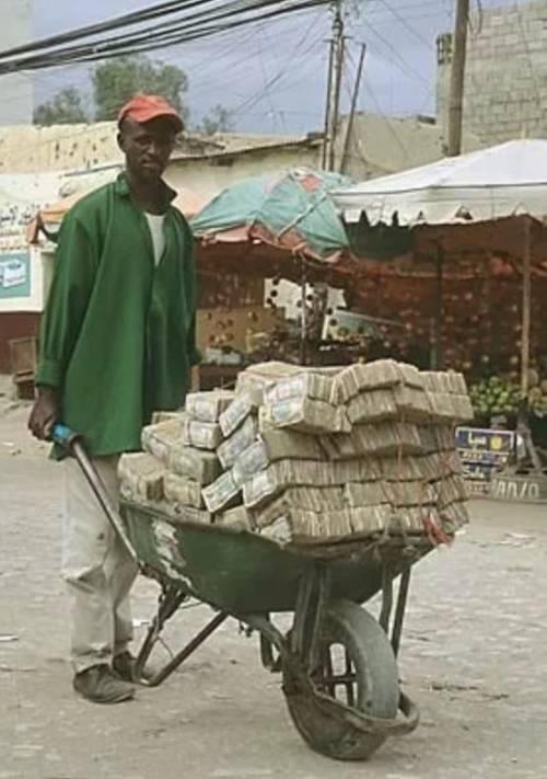 ジンバブエのお金