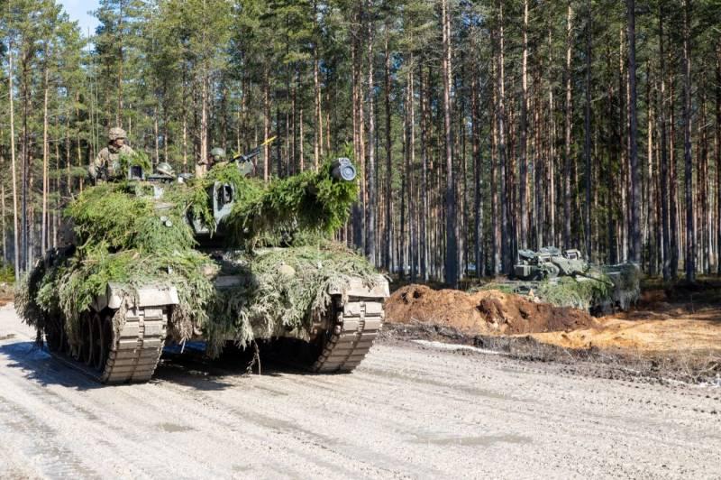 Быстрый ответ: у российских границ стартовали крупные военные учения НАТО
