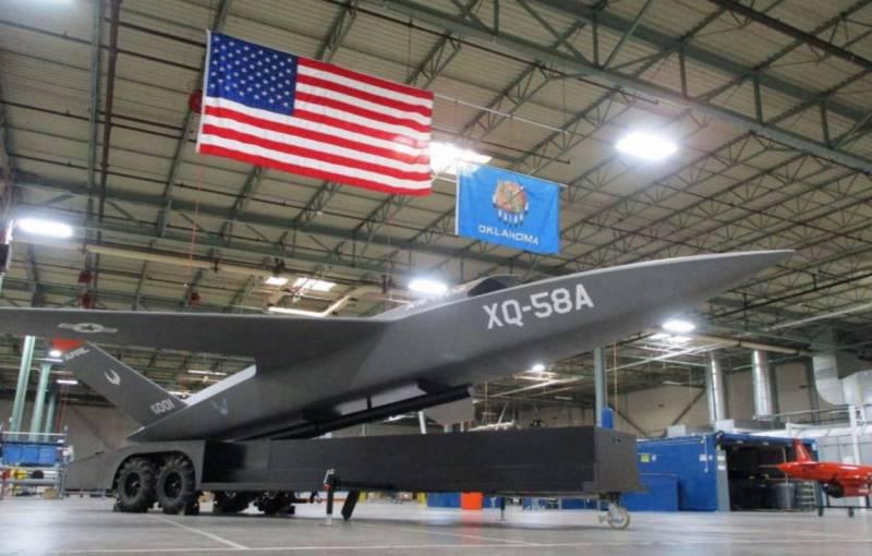 В США состоялся первый полёт «компьютерного мозга» на беспилотнике UTAP-22