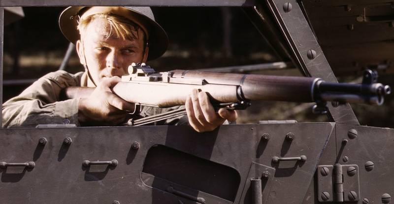Автоматическая винтовка T31. Последняя разработка Дж.К. Гаранда