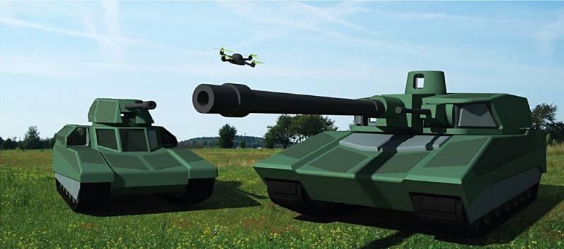 Вооружение для танка MGCS. Планы и предложения