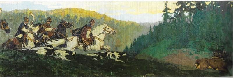 Древняя Русь. Новый путь