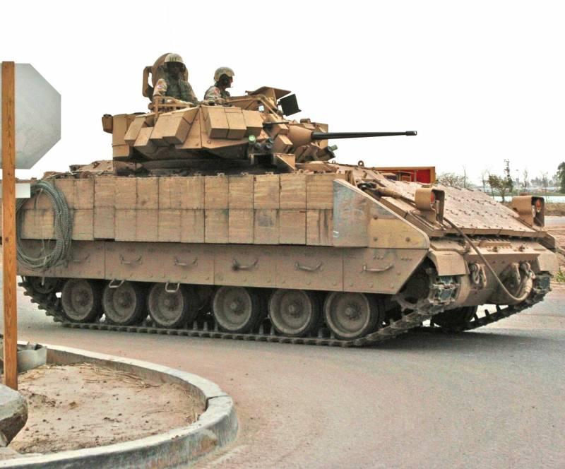 Дефицит брони: Пентагон рискует остаться без новых БМП