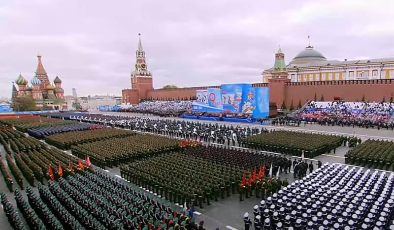 «Отношения Запада и РФ накалены, а Путин выводит на Красную площадь тысячи военных» - реакция зарубежной прессы на парад в Москве