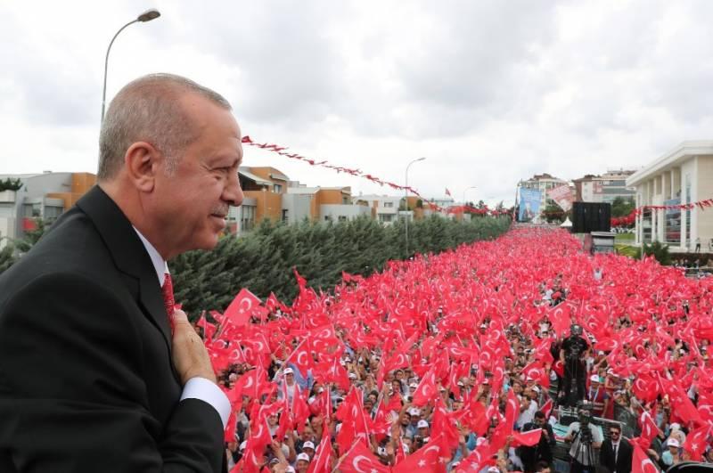 Эрдоган назвал Израиль «террористическим государством»