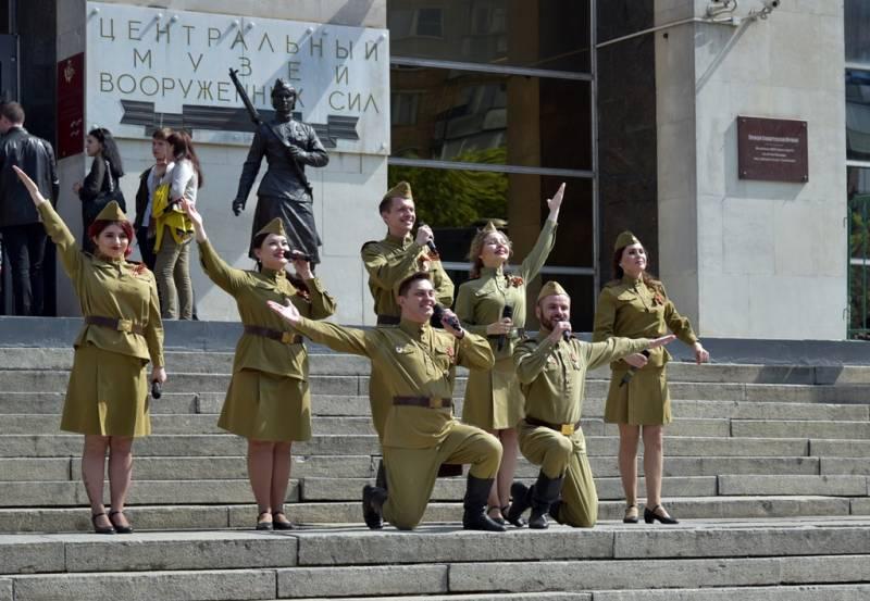 Центральный музей Вооруженных Сил могут перенести в парк «Патриот»
