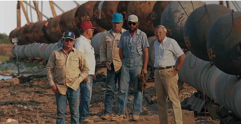 Администрация Байдена ввела режим ЧС из-за кибератаки на оператора крупного трубопровод Colonial Pipeline