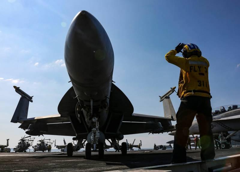 National Interest: США не готовы к большой войне
