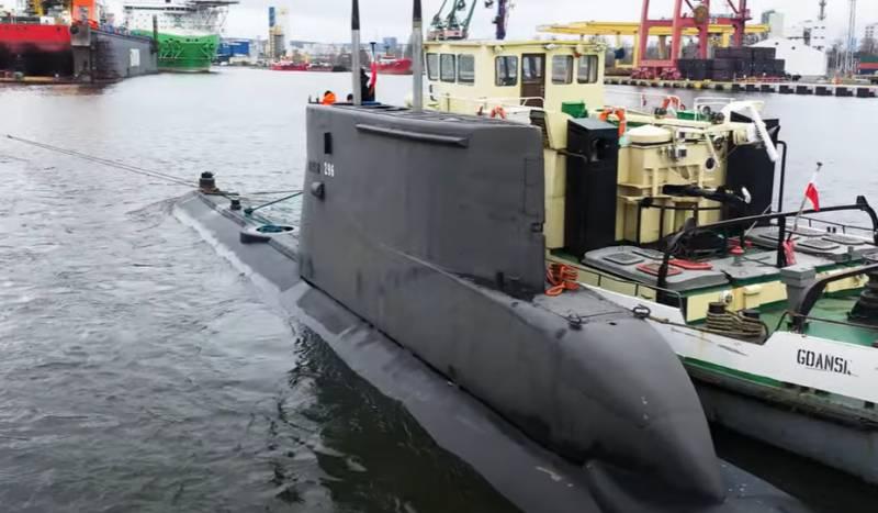 В Польше: Момент снятия флага на последних субмаринах класса «Коббен» польских ВМС неумолимо приближается