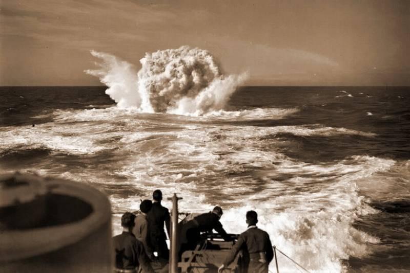 """Морские истории. Шесть побед эскортника """"Ингленд"""""""