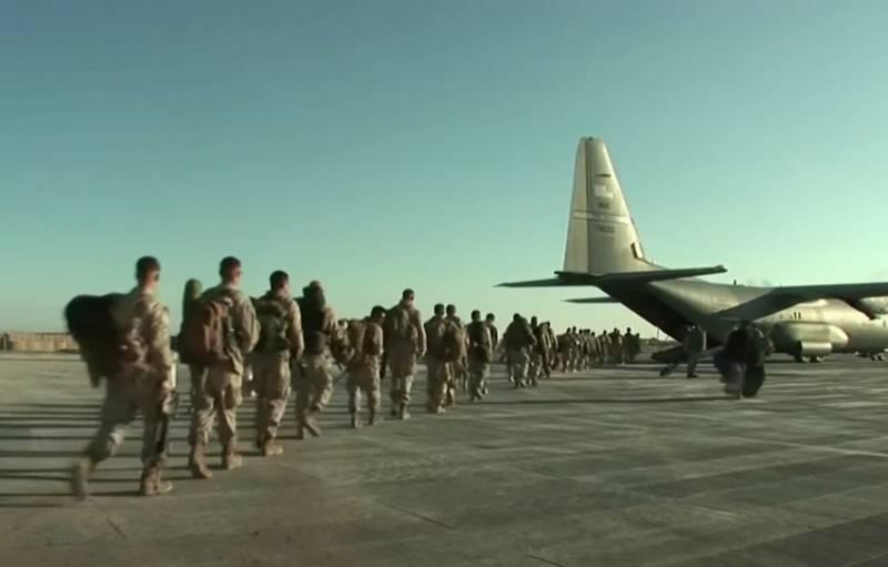 Пресса США: Вашингтон опасается, что после ухода из Афганистана над страной получат контроль Китай и Россия
