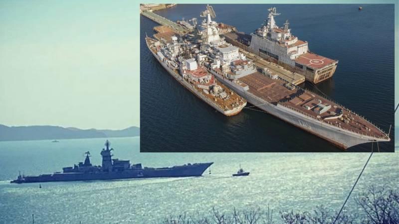 Реквием советскому флоту. Упущенные возможности тяжелых атомных крейсеров проекта 1144