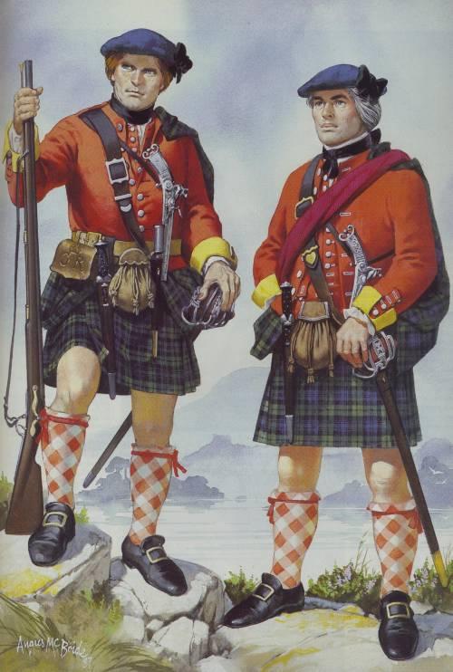 第93英国步兵团