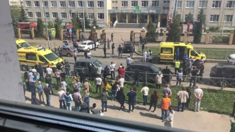 Происшествие в Казани и казённый патриотизм