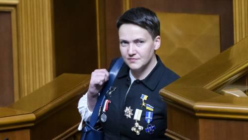 nadia savchenko héroe de ucrania