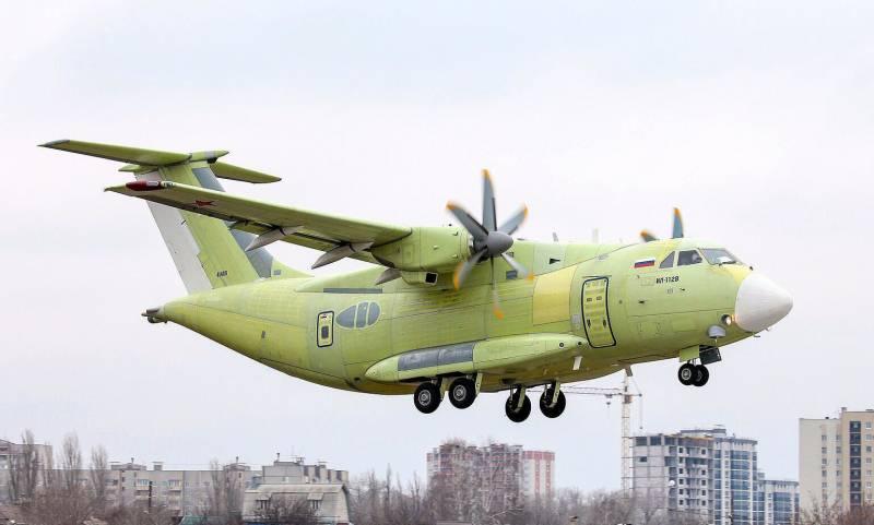 Ил-112В: символ надежды или поражения?