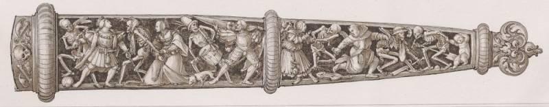 Рапиры и доспехи эпохи Тюдоров
