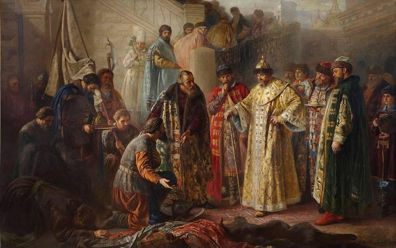 Завоевание Сибири: вопросы к официальной историографии