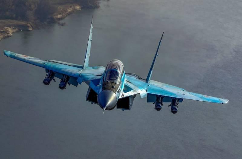 Американский обозреватель дал высокую оценку истребителю МиГ-35