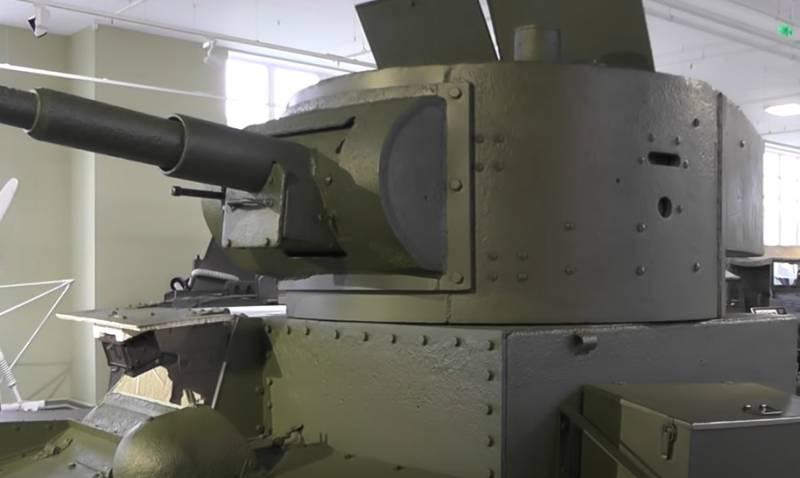 «Тренажёр – враг танкиста»: из воспоминаний старшины Красной Армии