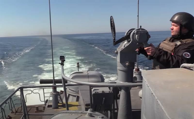 На Украине: Москитный флот вряд ли поможет, если ВМС Украины окажутся один на один с ВМФ России