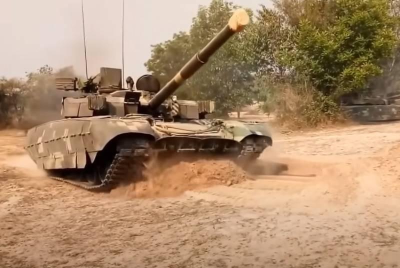 В прессе заявили, что Пакистан проявляет интерес к украинскому танку «Оплот»