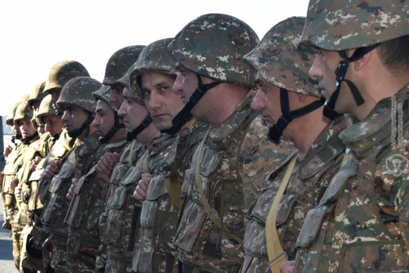 Тегеран отрицает присутствие армянских военных на территории Ирана