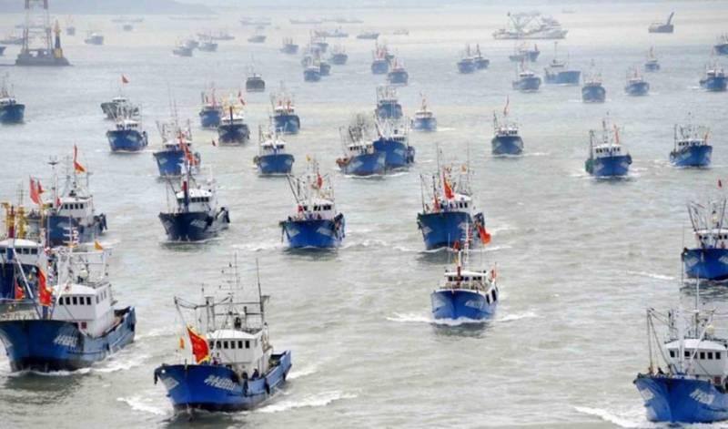 Китай на пути к мировому господству: «тёмный флот»