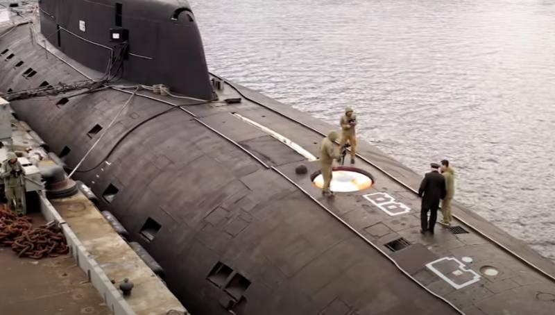 Отечественные подводные лодки с титановым корпусом: о проектах 945 «Барракуда» и 945А «Кондор»