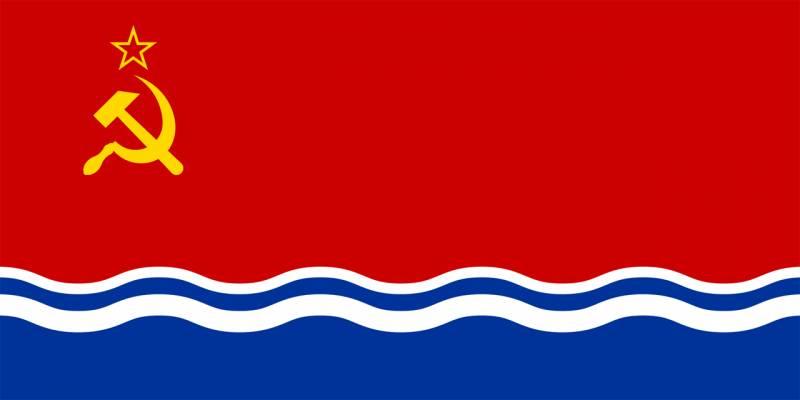 Пользователи предложили Минску поднять над посольством Латвии флаг Латвийской ССР
