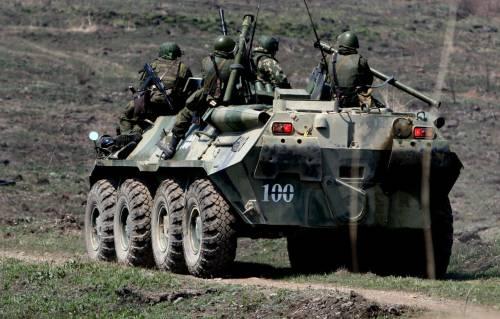 BTR ve MANPADS