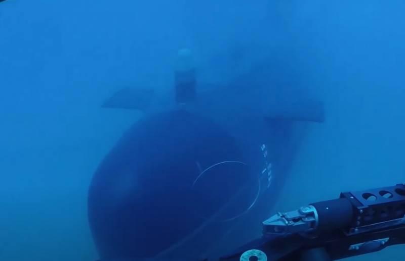 Представители ВМС США: Наши моряки обнаруживали под водой «странные объекты, двигавшиеся с большой скоростью»