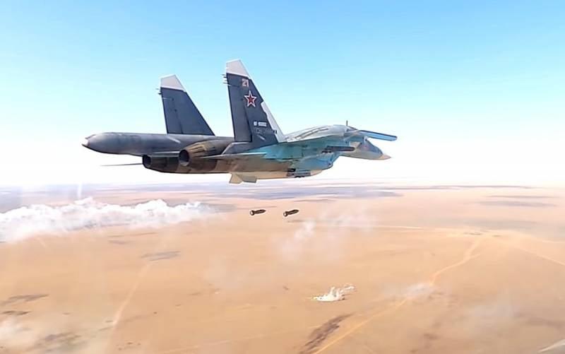 Модернизированный Су-34М получил частичные возможности штурмовика