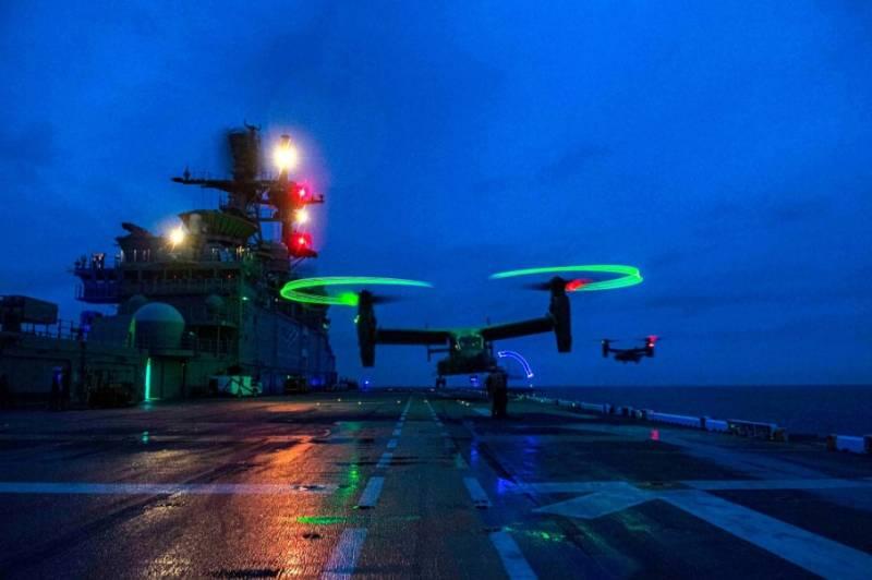 ВМС США проведут учения одновременно в 17 часовых поясах