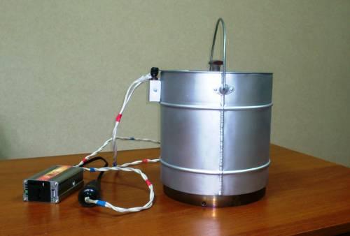 generatore termoelettrico GTU-12-12