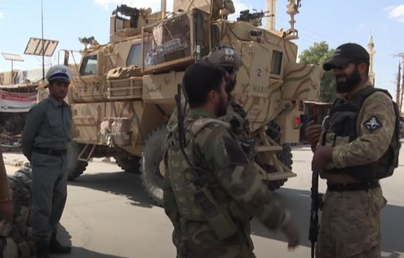 США немерены вывести военный контингент из Афганистана ранее запланированных сроков