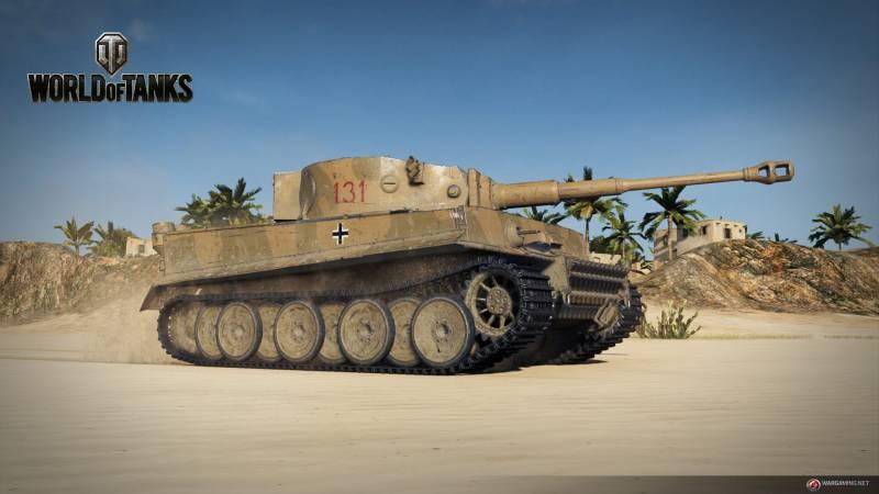 Немецкая легенда: детальный обзор «Тигра 131»