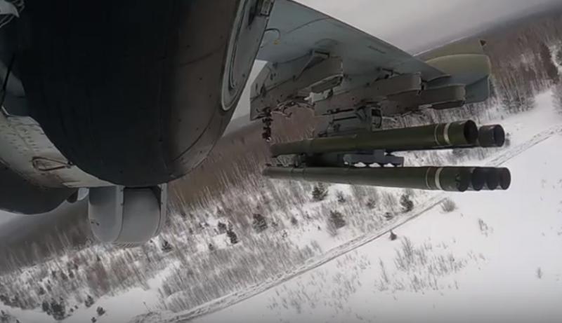 Концерн «Калашников» провёл испытания модернизированной авиационной ракеты «Вихрь»