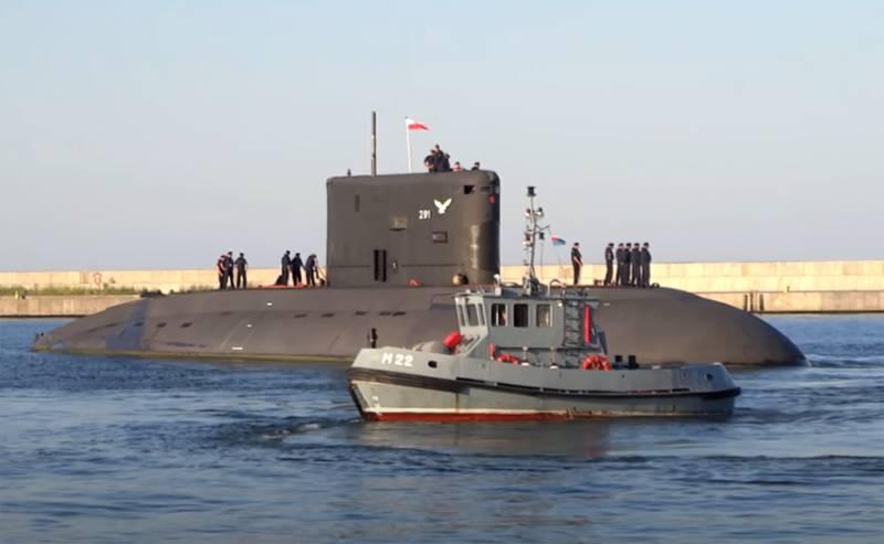 «Мы не хотим разделить судьбу экипажа подлодки «Курск»: подводники с ДЭПЛ Orzeł ВМС Польши направили письмо в прессу