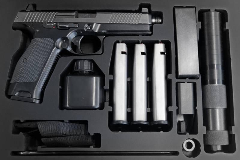 Принят на вооружение. Успехи и перспективы пистолета МПЛ