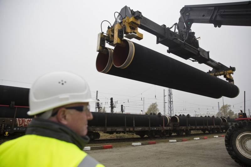 Зампред правительства РФ: Российский газ, идущий по трубам, в 4 раза чище американского по углеродному следу