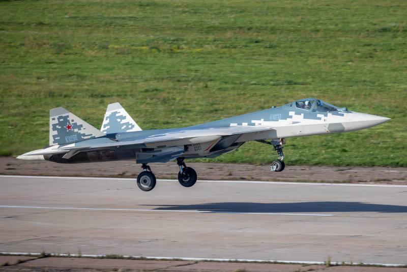 Глава Минпромторга заявил о разработке проекта модернизации истребителя 5-го поколения Су-57