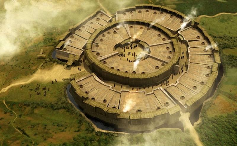 Аркаим и «Страна городов»