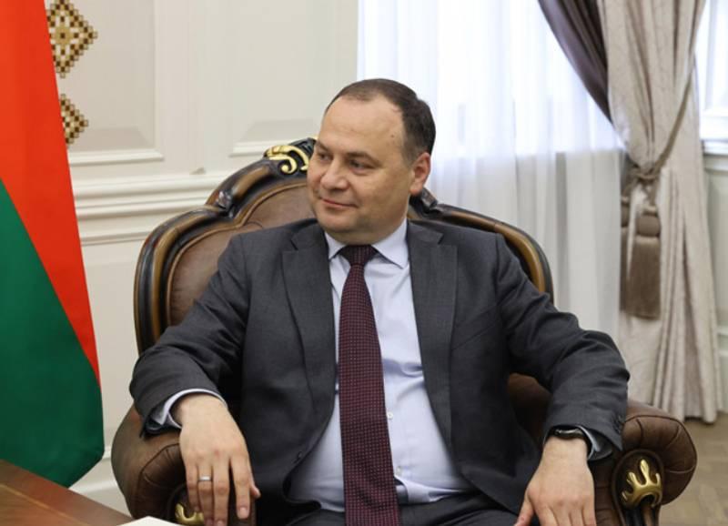 Глава Совмина Белоруссии заявил о выходе на финишную прямую по экономической интеграции с Россией