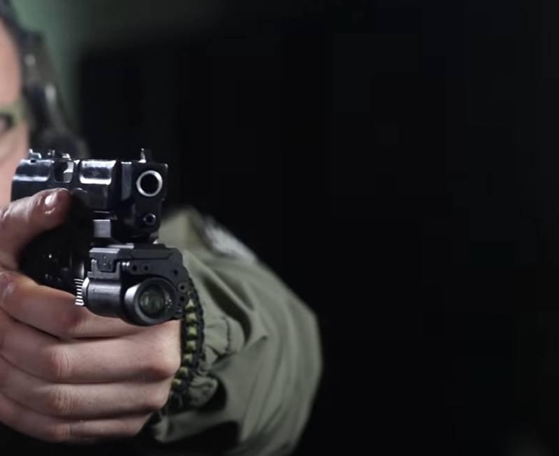 "Sobre os prós e contras da ""Rook"" - a pistola de Yarygin"