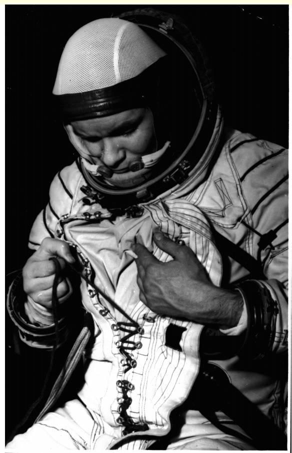 История создания космического скафандра «Сокол-К»