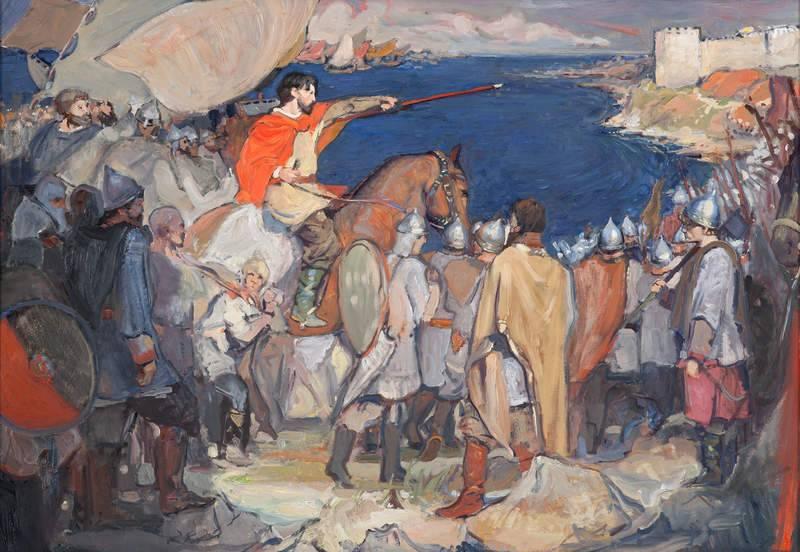 Ранние века русской истории в балладах А. К. Толстого