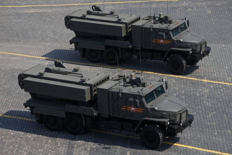 Названы сроки завершения госиспытаний тяжёлой огнемётной системы ТОС-2 «Тосочка»